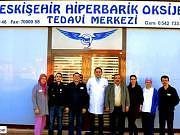 Eskişehir Hiperbarik Oksijen Tedavi Merkezi