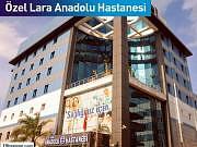 Lara Anadolu Hastanesi