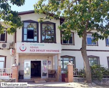 Abana Devlet Hastanesi