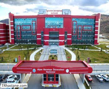 Afyonkarahisar Sağlık Bilimleri Üniversitesi Hastanesi