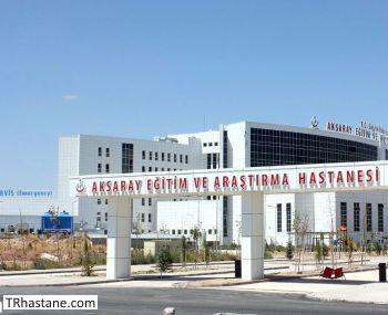 Aksaray Eğitim ve Araştırma Hastanesi