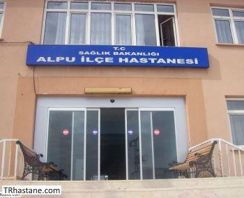 Alpu İlçe Hastanesi