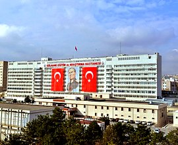 Ankara Gülhane Eğitim Ve Araştırma Hastanesi
