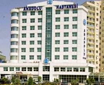 Özel Antalya Anadolu Hastanesi