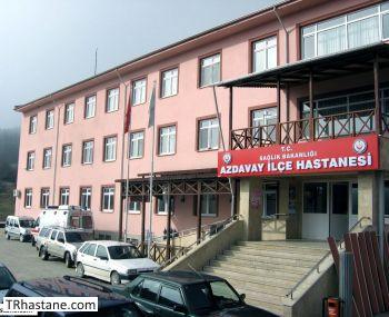 Azdavay Devlet Hastanesi
