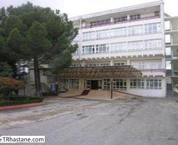 Balıkesir Devlet Hastanesi Turgut Solak Binası