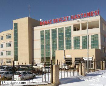 Banaz Devlet Hastanesi