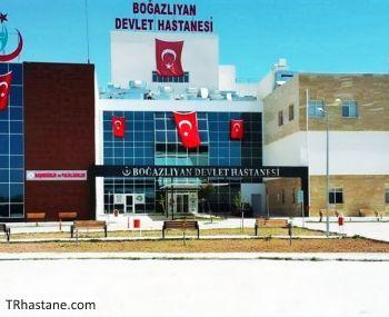 Boğazlıyan Devlet Hastanesi