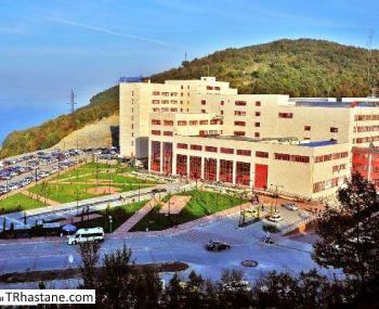 B�lent Ecevit �niversitesi Uygulama ve Ara�t�rma Hastanesi