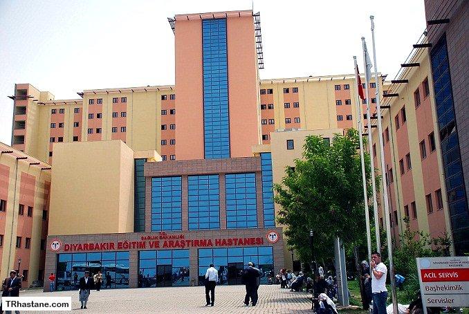 Diyarbakir Gazi Yasargil Egitim Ve Arastirma Hastanesi