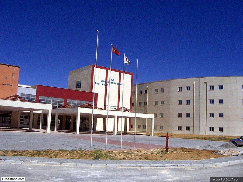 Gaziantep �ocuk Hastaliklari Hastanesi - Sehitkamil Gaziantep