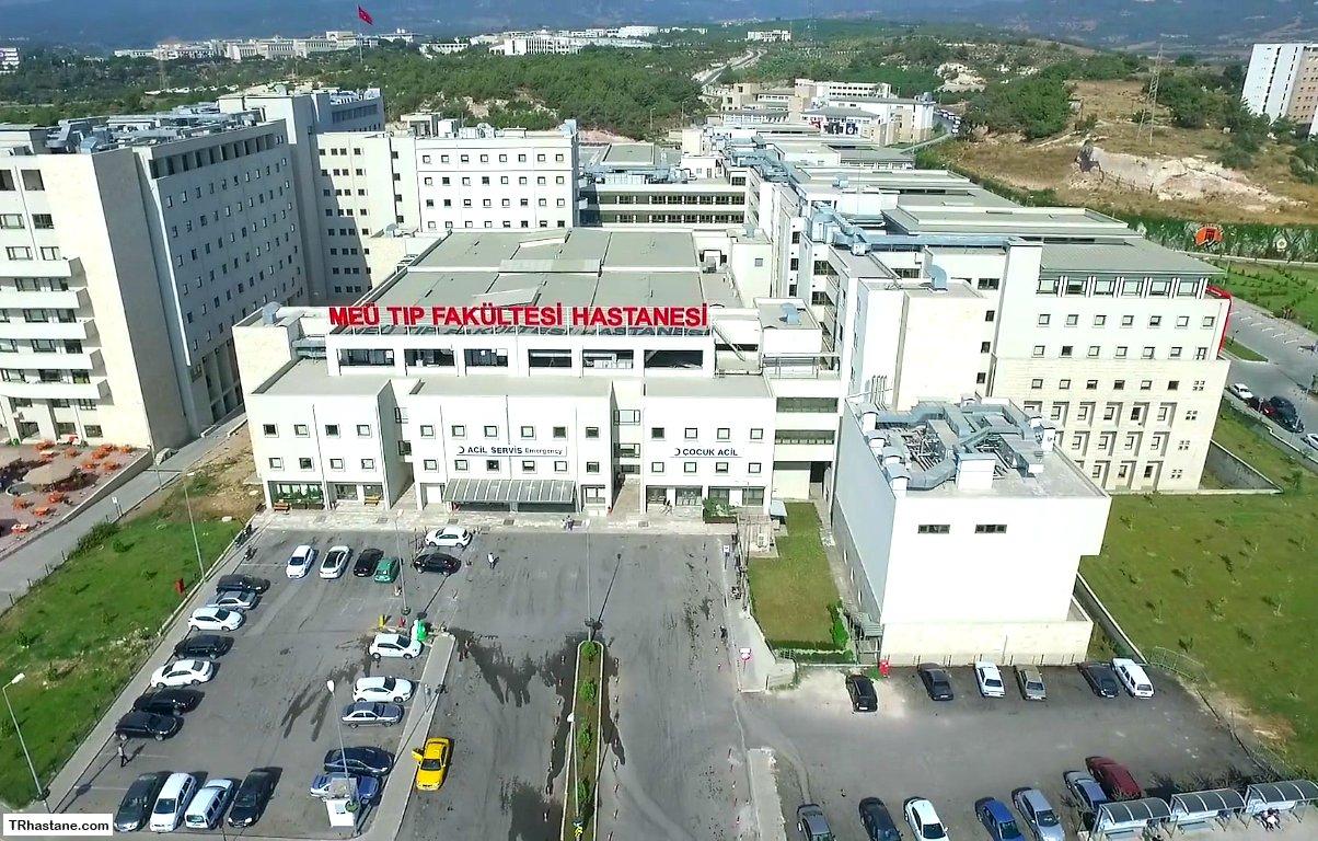Mersin üniversitesi Tıp Fakültesi Hastanesi Yenişehir Mersin