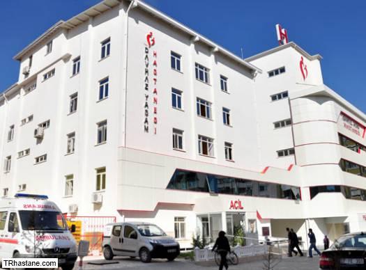 Özel davraz yaşam hastanesi kategori özel hastane şehir isparta