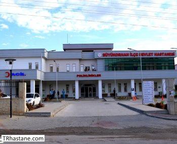 Büyükorhan İlçe Devlet Hastanesi