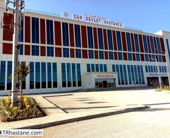 Çan Devlet Hastanesi