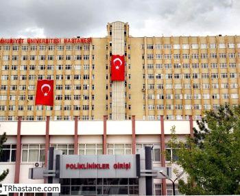 Cumhuriyet Üniversitesi Uygulama ve Araştırma Hastanesi