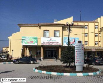 Dr. Halil İbrahim Özsoy Bolvadin Devlet Hastanesi