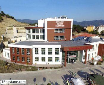 Durağan Devlet Hastanesi