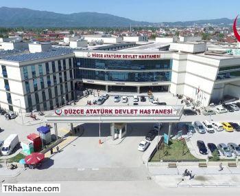 Düzce Atatürk Devlet Hastanesi