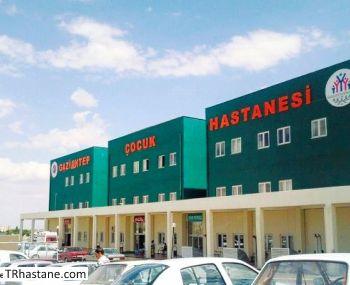 Gaziantep Cengiz Gökçek Kadın Doğum ve Çocuk Hastalıkları Hastanesi