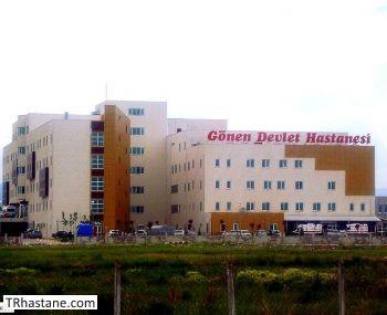 G�nen Devlet Hastanesi