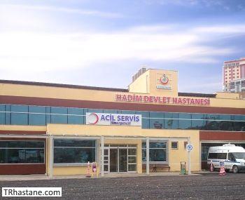 Hadim Devlet Hastanesi