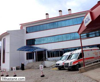 �spir Devlet Hastanesi
