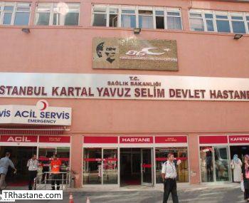 Kartal Yavuz Selim Devlet Hastanesi