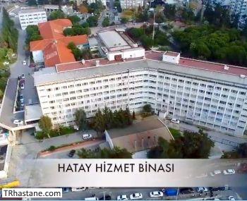 İzmir KÇÜ Atatürk Eğitim ve Araştırma Hastanesi Hatay Yerleşkesi