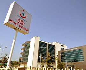 İznik Devlet Hastanesi