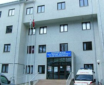 Köprübaşı Vali Recep Yazıcıoğlu Devlet Hastanesi
