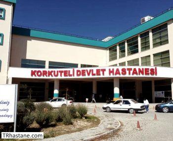 Korkuteli Devlet Hastanesi