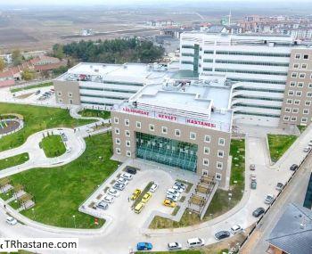 Lüleburgaz Devlet Hastanesi