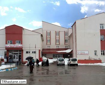 Mutki Devlet Hastanesi