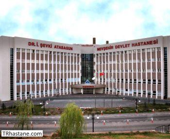 Nevşehir Devlet Hastanesi