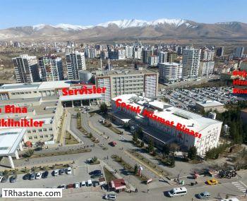 Niğde Ömer Halisdemir Üniversitesi Eğitim ve Araştırma Hastanesi