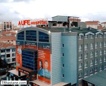 Özel A Life Hospital Kuzey Ankara Hastanesi