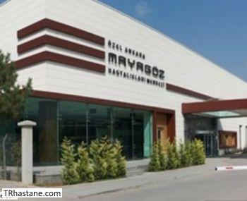 Özel Ankara Maya Göz Hastalıkları Merkezi