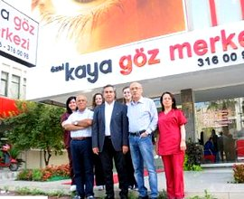 Özel Antalya Kaya Göz Tıp Merkezi
