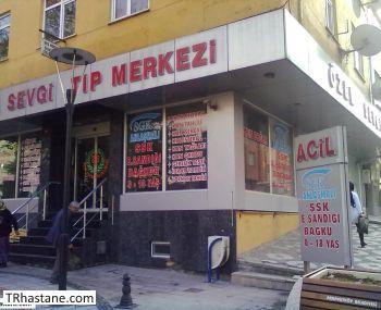 Özel Arnavutköy Sevgi Tıp Merkezi