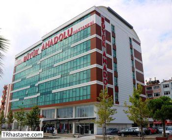 Özel Büyük Anadolu Hastanesi Çiftlik