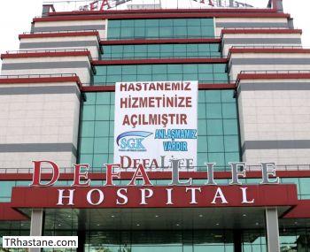 Özel Defa Life Hospital Hastanesi