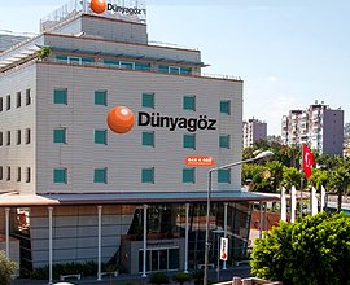 Özel Dünyagöz Hastanesi Antalya