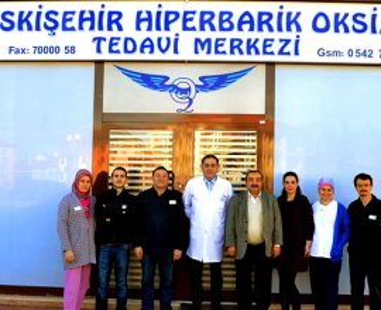 Özel Eskişehir Hiperbarik Oksijen Tedavi Merkezi