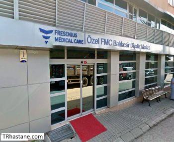 Özel FMC Balıkesir Diyaliz Merkezi