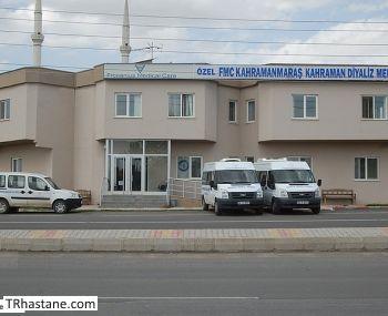 Özel FMC Kahramanmaraş Kahraman Diyaliz Merkezi
