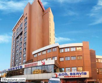 Özel Gayrettepe Florence Nightingale Hastanesi