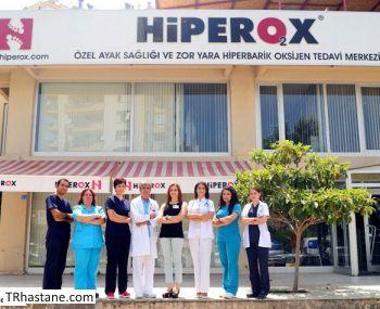 Özel Hiperox Ayak Sağlığı ve Zor Yara Hiperbarik Oksijen Tedavi Merkezi