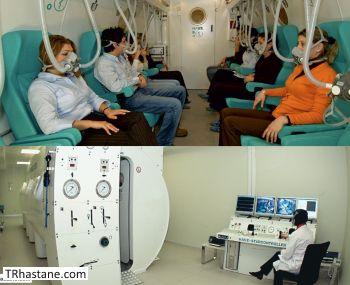 Özel Hisar İntercontinental Hospital Hiperbarik Oksijen Tedavi Merkezi
