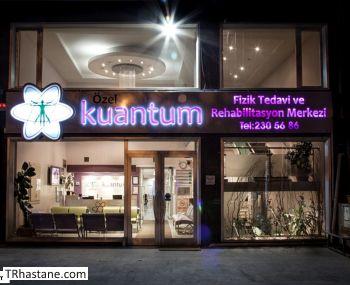 Özel Kuantum Fizik Tedavi ve Rehabilitasyon Merkezi